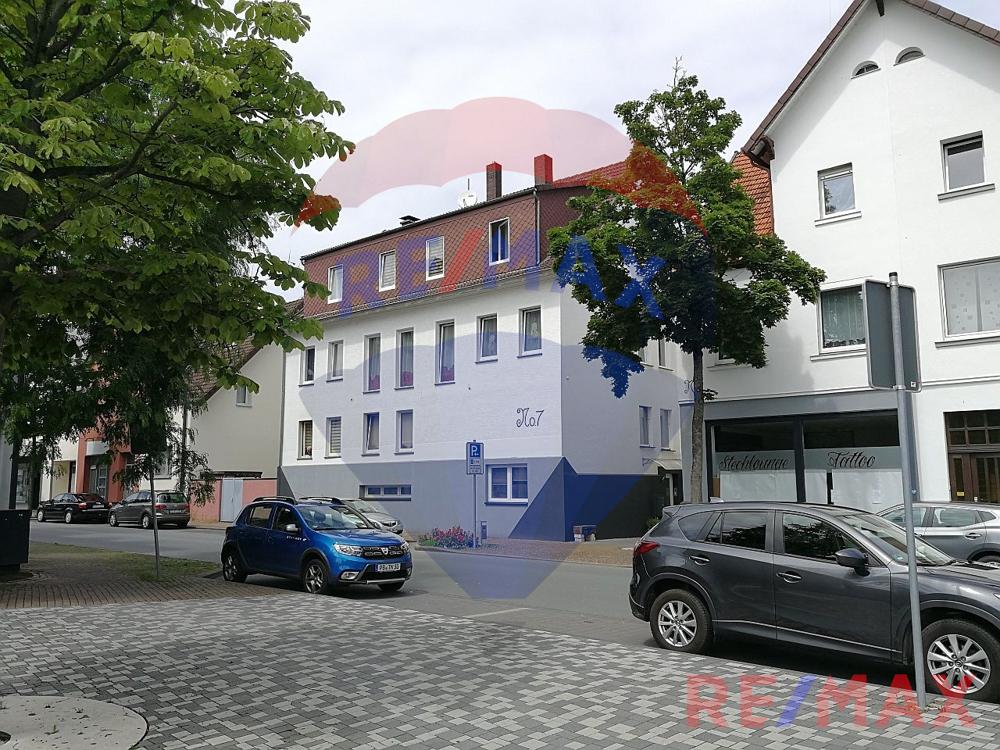 Wohnanlage im Zentrum von Bad Lippspringe