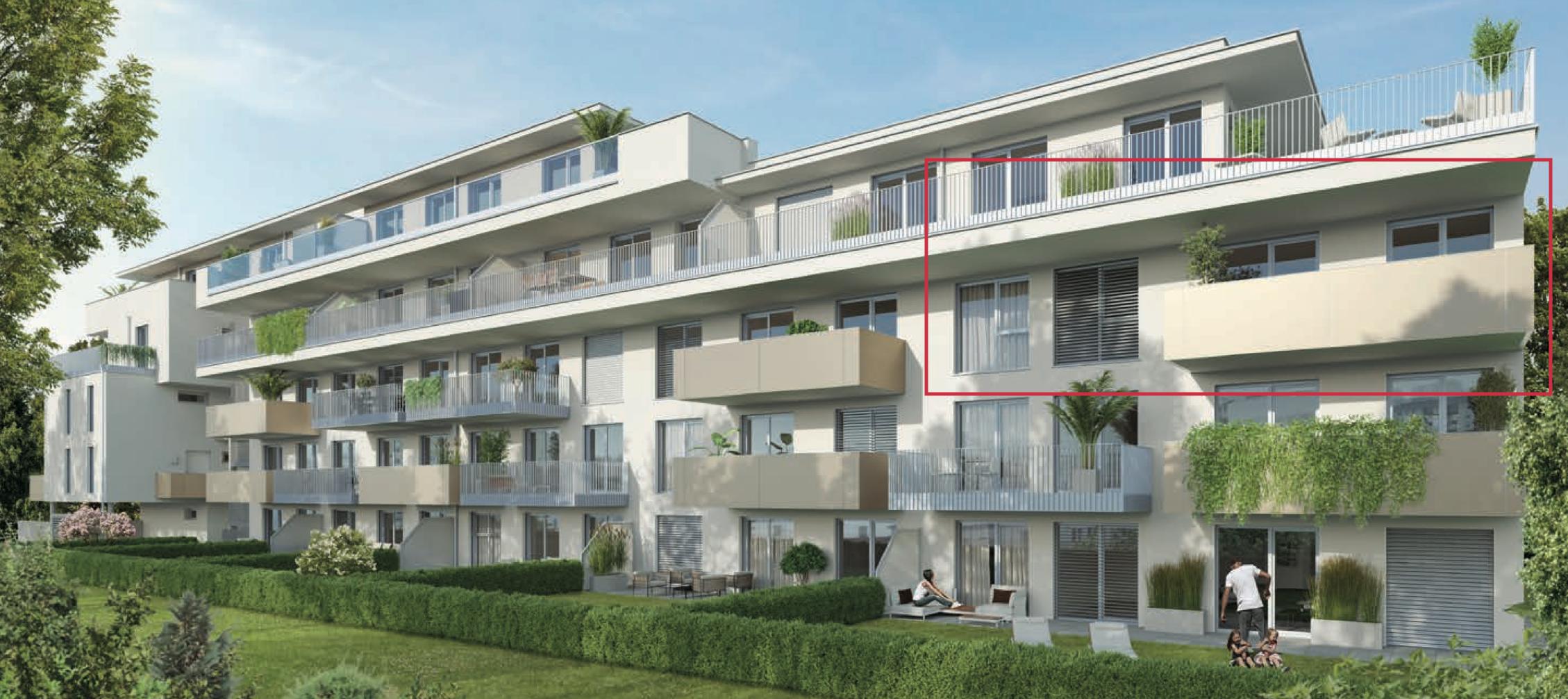 ERSTBEZUG! Neubau-Eigentumswohnung in zentraler Lage!