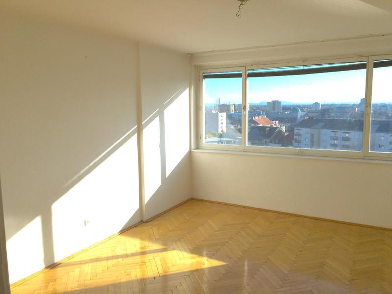 Wohnung mit toller Aussicht über Graz!
