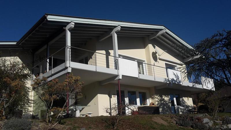 Architektenhaus mit toller Aussicht in Velden am Wörthersee!