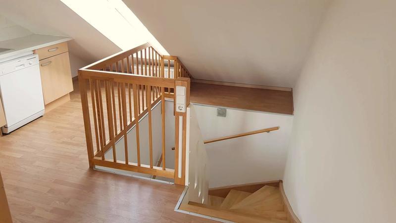 3 Zimmer Maisonette-Wohnung mit Terrasse sehr zentral gelegen!