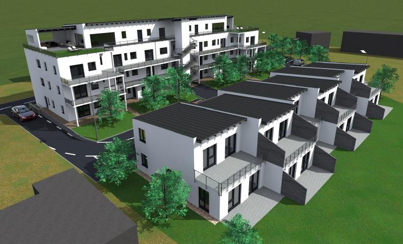 Baubewilligtes Wohnbauprojekt mit 20 Wohnungen und 6 Reihenhäusern!