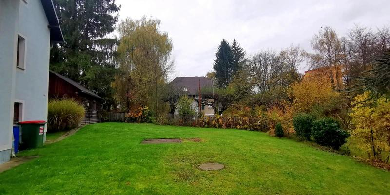 Schönes Grundstück mit kleinem Häuschen in TOP-Lage!