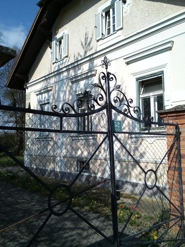 Altbauvilla im Dorfgebiet - südlich von Graz!