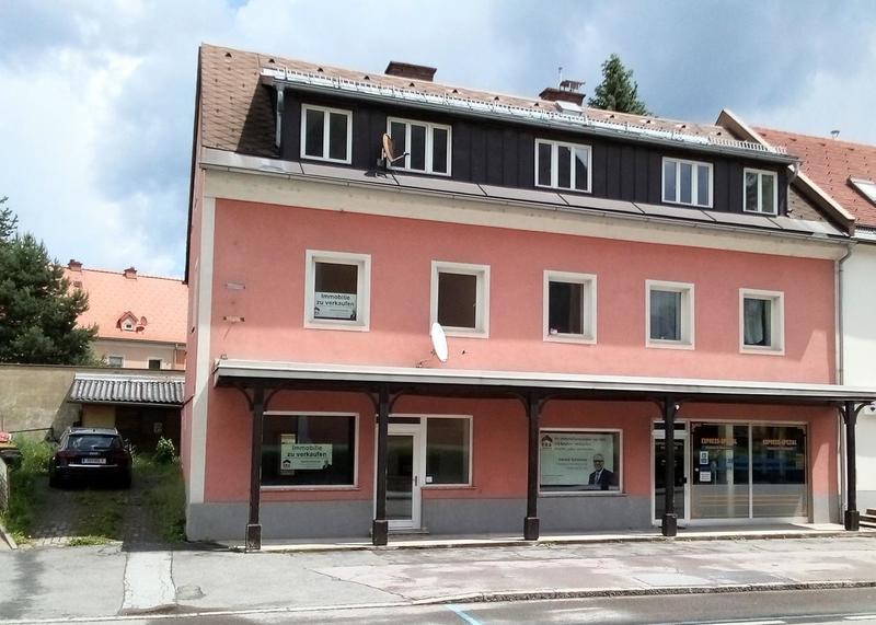 Zinshaus in der Bezirksstadt Voitsberg!