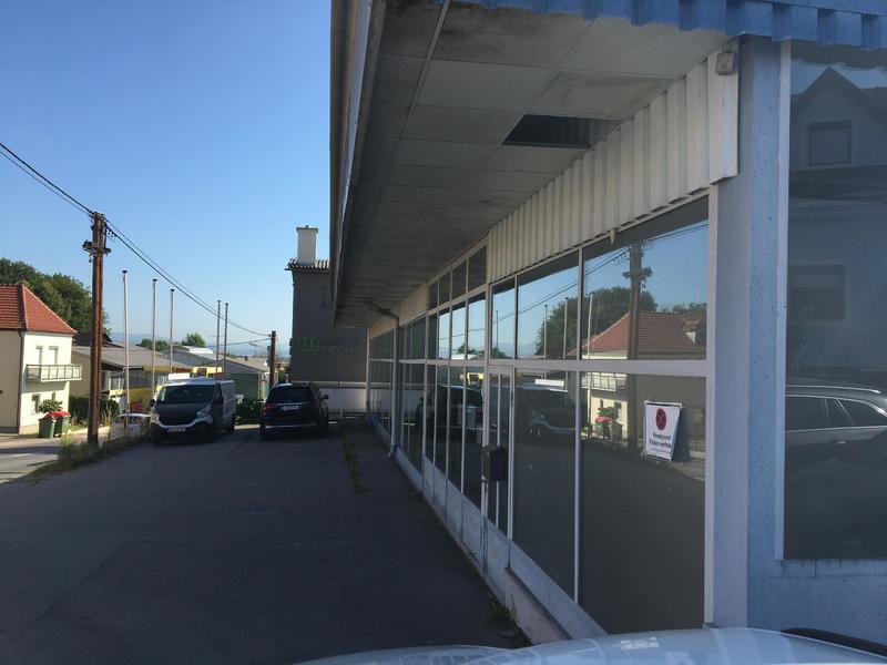 Ausstellungshalle und/oder Lagerhalle im Süden von Graz!