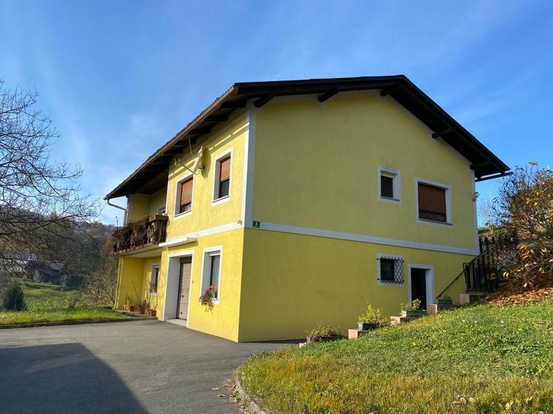 Einfamilienhaus in Aussichts- und Grünlage Nähe Leibnitz!