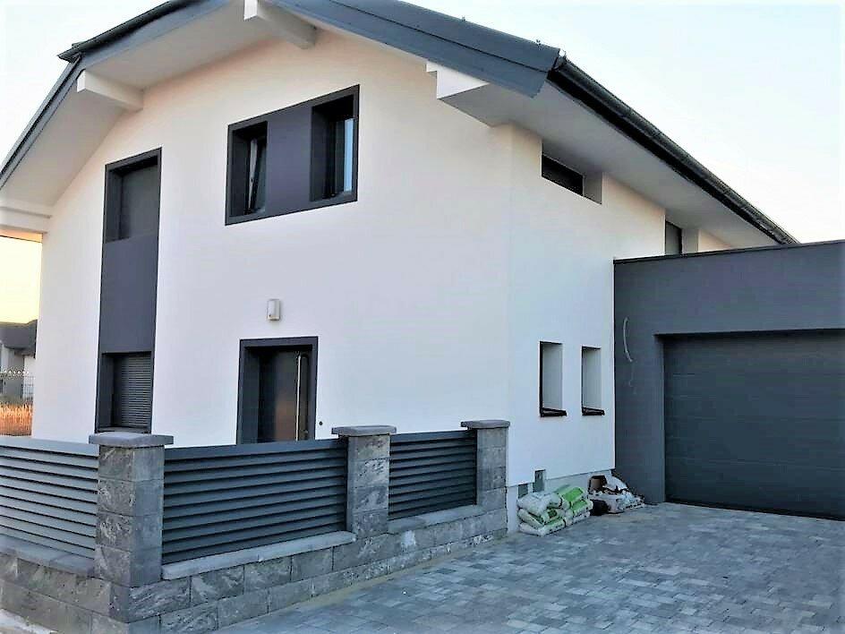 Schönes modernes Einfamilienhaus!