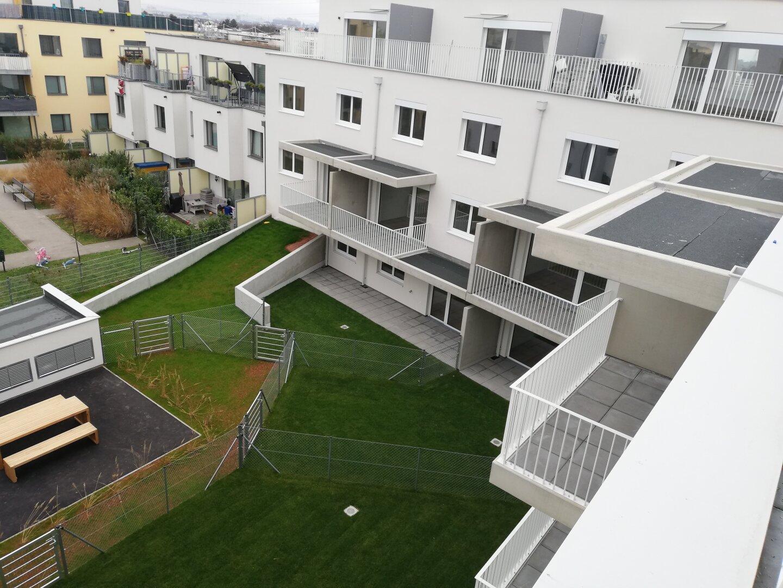 Eigentumswohnung mit Eigengarten - NEUBAU - PROVISIONSFREI