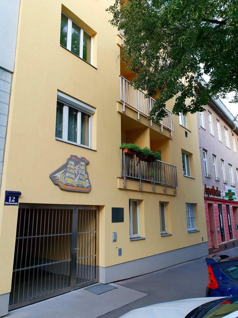 Hetzendorf - Zwei Zimmerwohnung mit Loggia