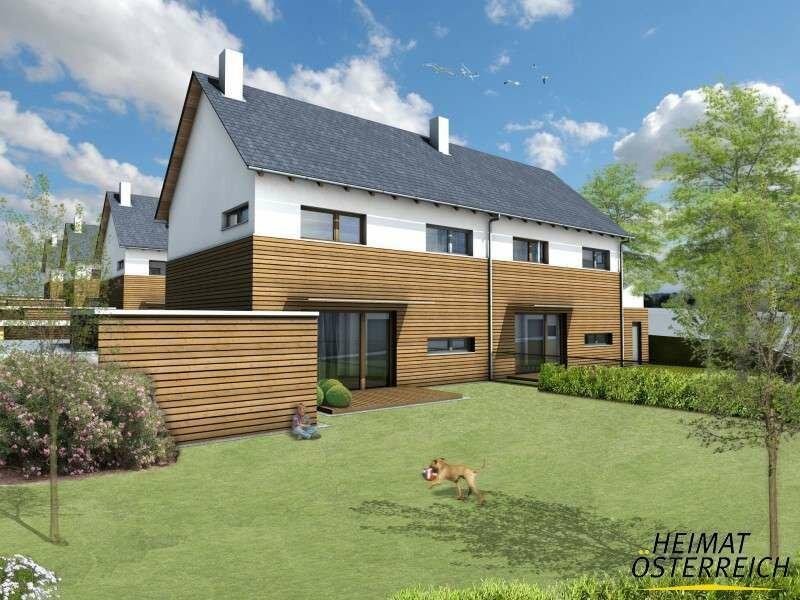 Doppelhaushälfte in Miete mit Kaufoption