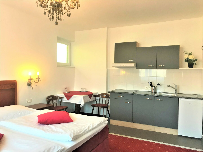Wunderschönes 1-Zimmer-Apartement alles inklusive in Top Lage Baden!