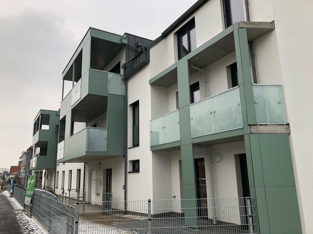 Eigentumswohnung mit Eigengarten in Gerasdorf
