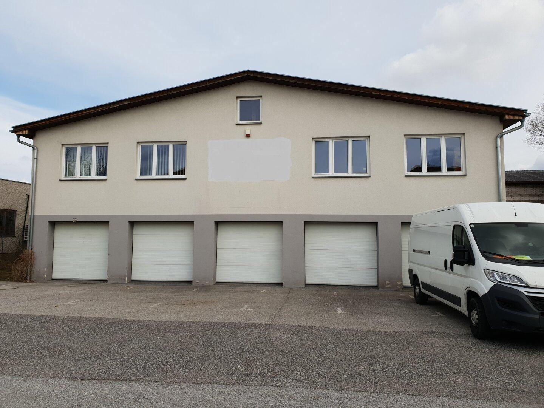 Gewerbeobjekt in Sollenau zu verkaufen !
