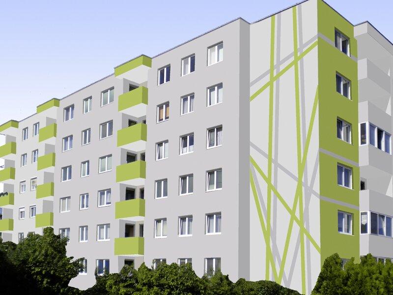 Geförderte Genossenschafts-Wohnung in Miete mit Kaufoption