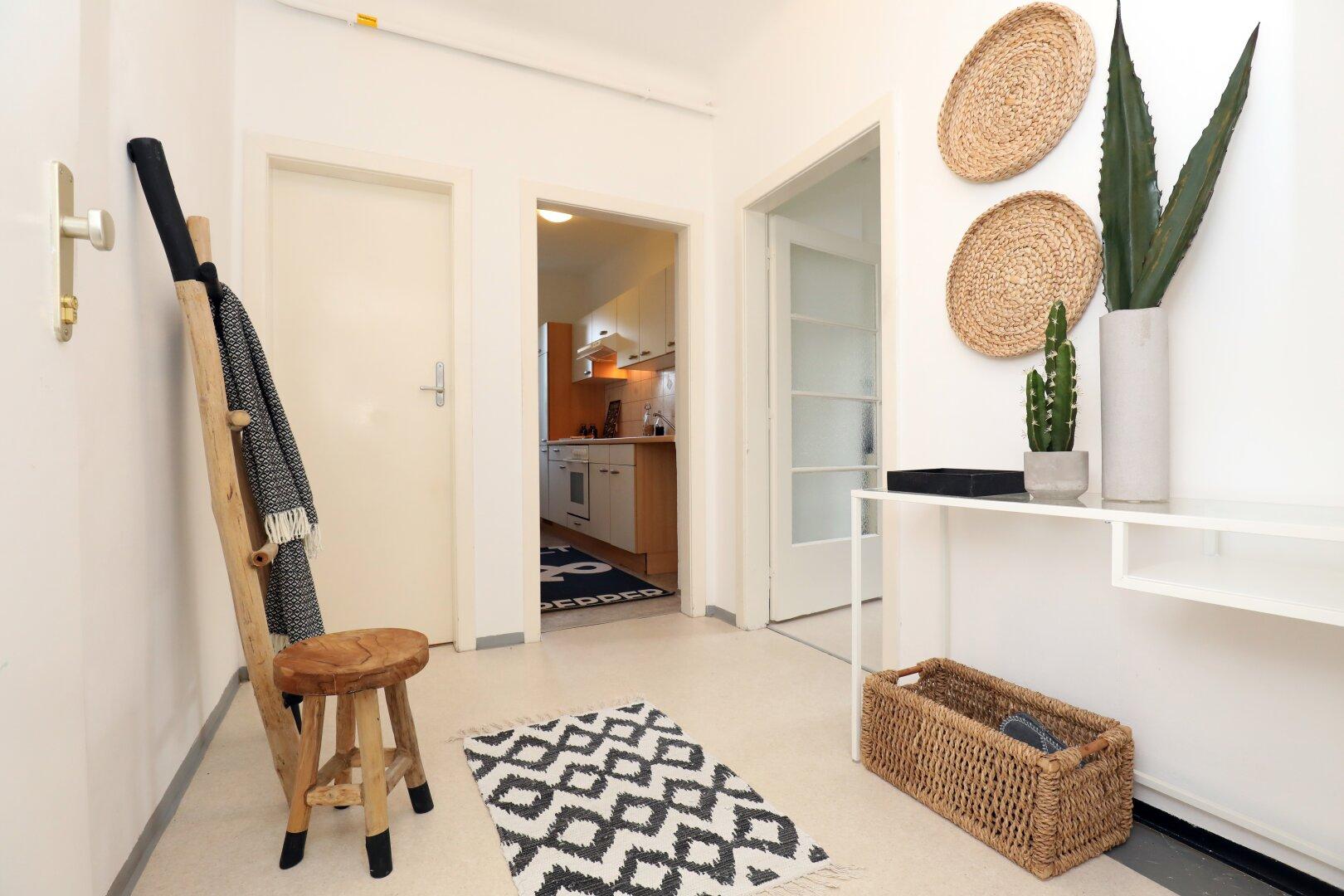 Wohnung in Ruhelage