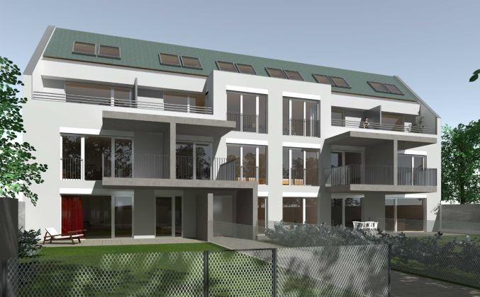 Freifinanzierte Eigentumswohnungen mit Eigengarten in 1110 Wien