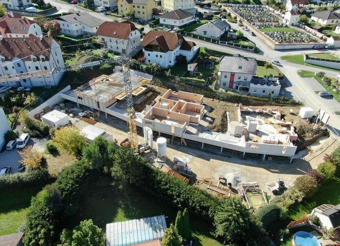 Geförderte Genossenschaftswohnungen  - Miete mit Kaufoption