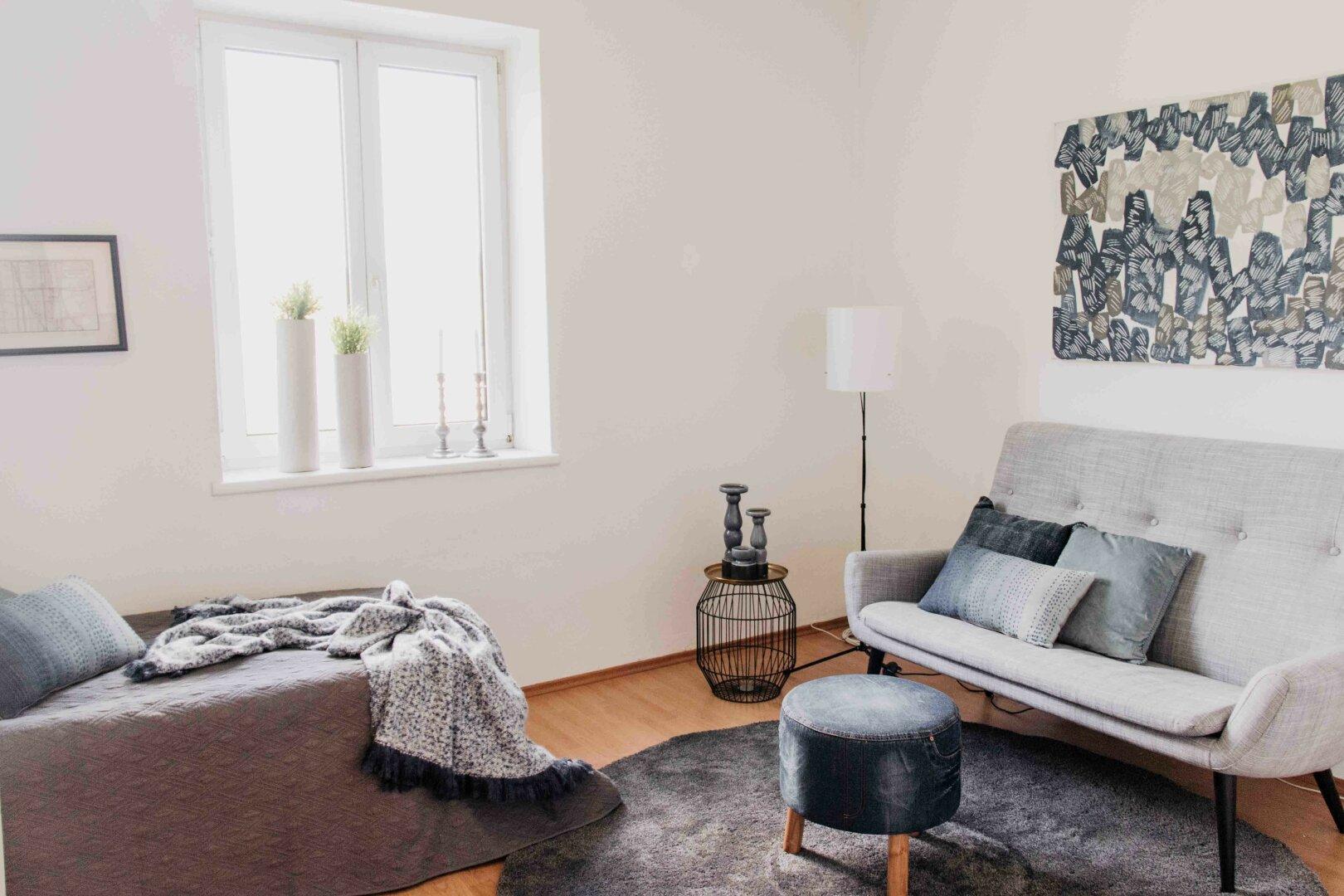 Liebevolle 1 Zimmer Wohnung