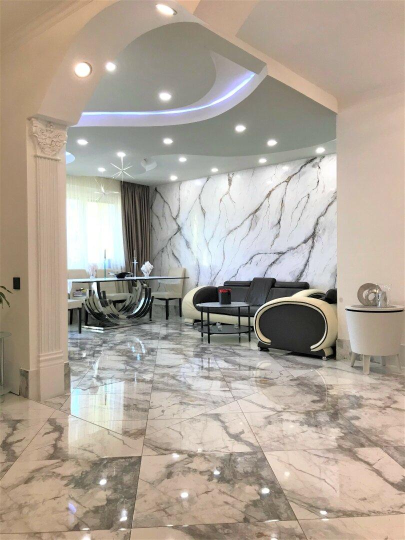 Sehr schöne, elegante Wohnung im Zentrum Badens!