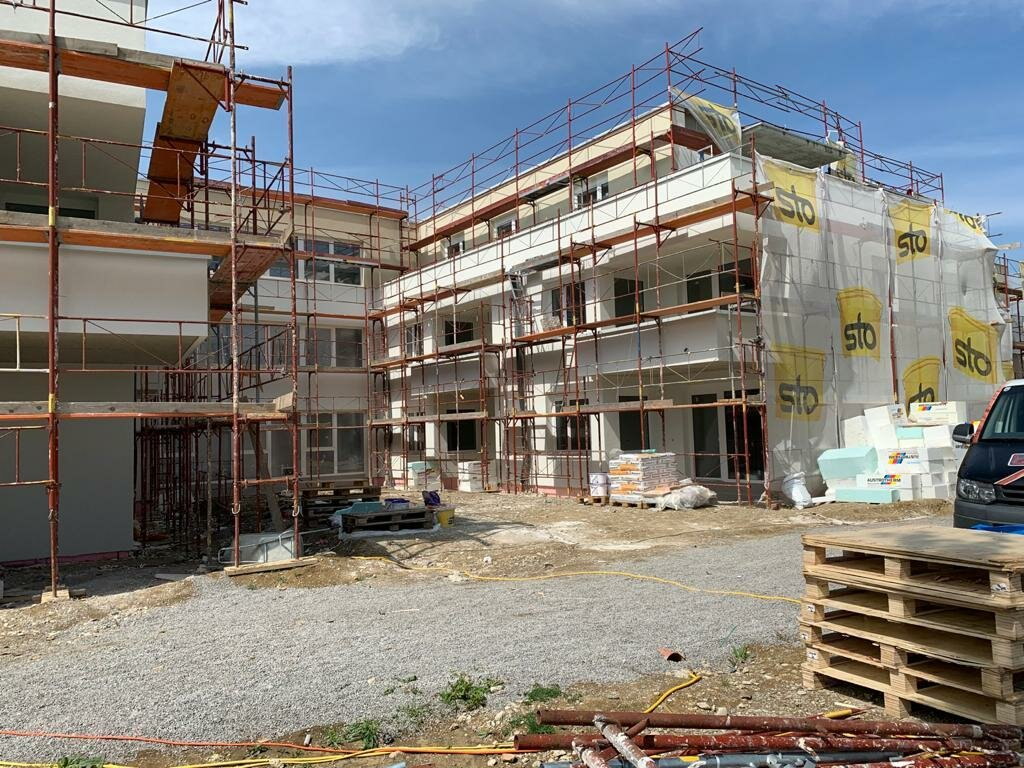 Geförderte Genossenschaftswohnungen  - BETREUTES WOHNEN