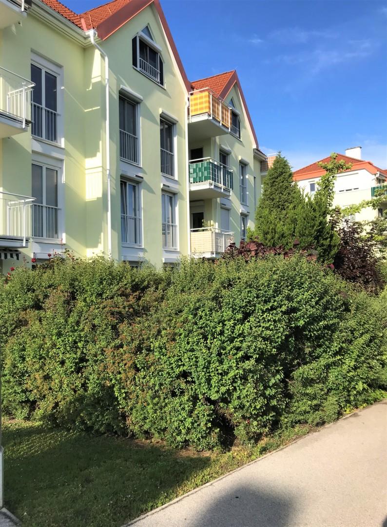 Schöne 3-Zimmerwohnung mit Balkon in Baden!