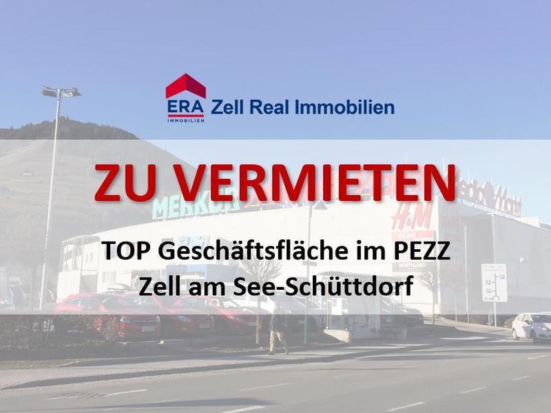 Zell am See-Schüttdorf: 121 m² Fläche im PEZZ  zu vermieten!