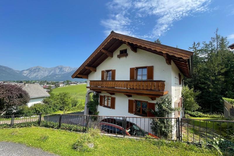 Traumhaft gelegenes Einfamilienhaus mit touristischer Nutzung in Saalfelden