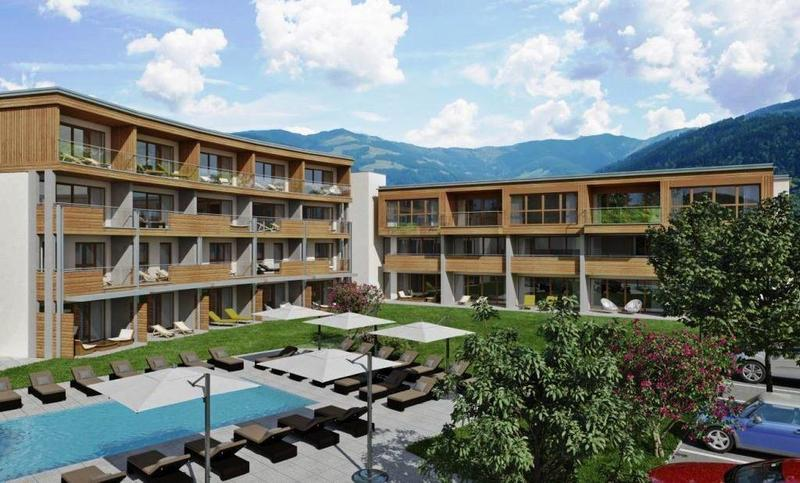 Provisionsfrei! Exkl. 3-Zimmer-Appartement in Zell am See - Top 23